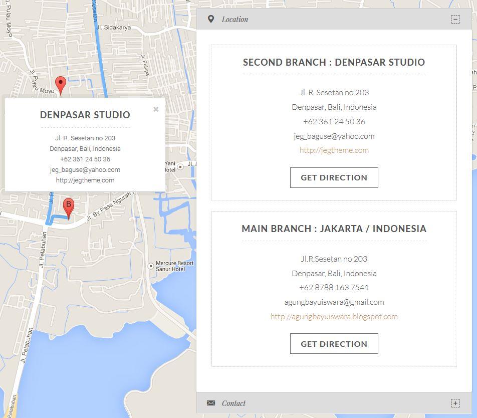 Fullscreen Map - Metabox Content