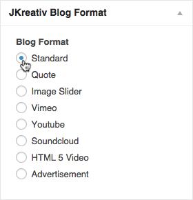 JKreativ Blog Format