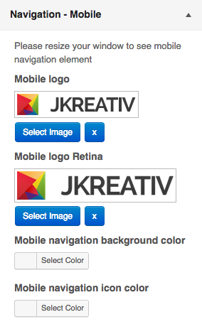 Logo Mobile Navigation