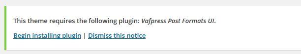 Begin Install Plugin