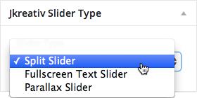 Split Slider