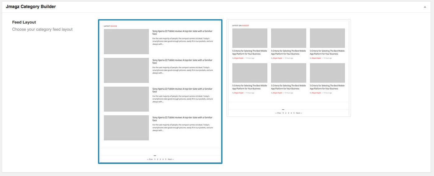 feed-layout