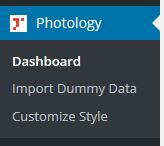 Photology Dashboard