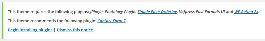 required-plugin