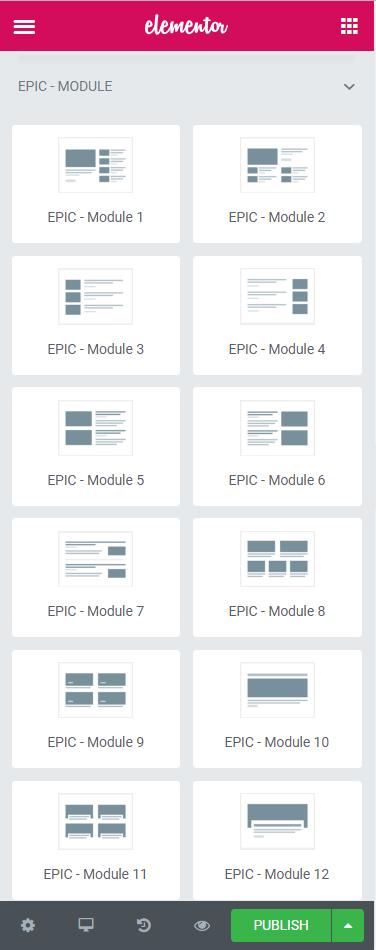 Elementor Element Option – Jegtheme Support & Documentation