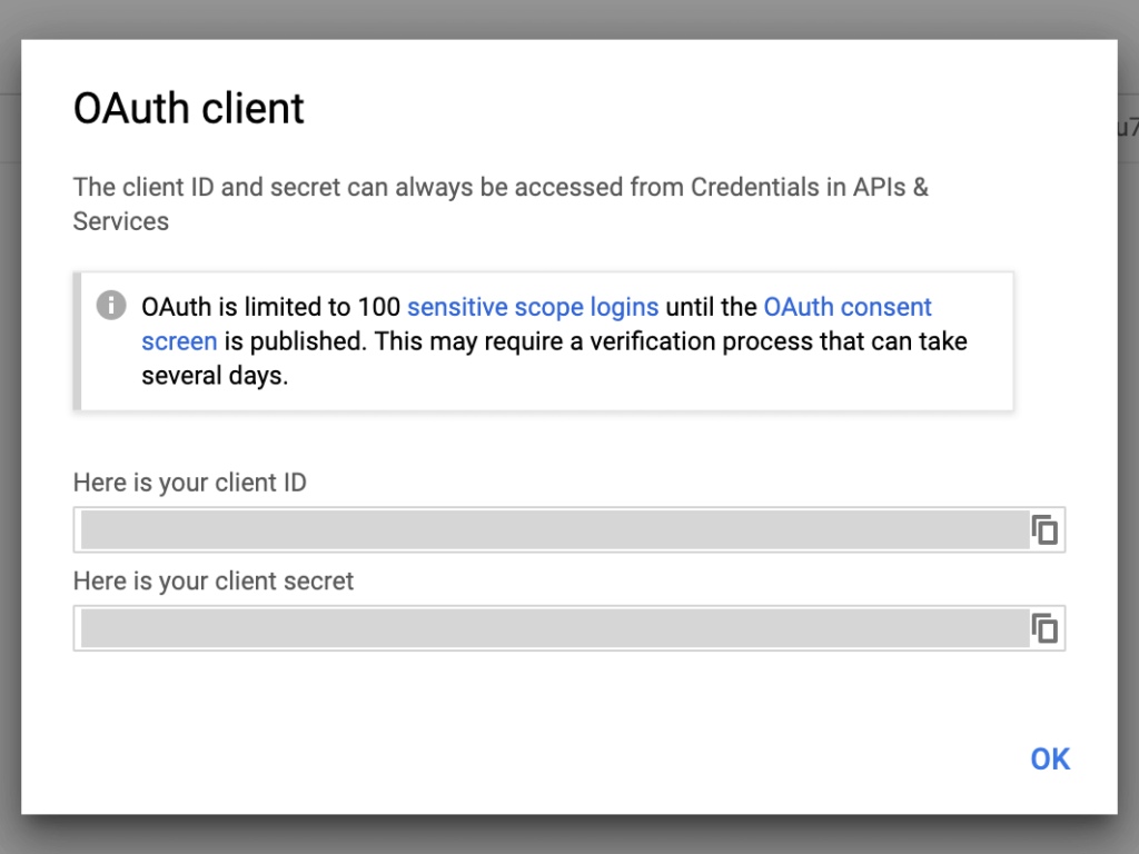 Steps To Create Google Client ID – Jegtheme Support