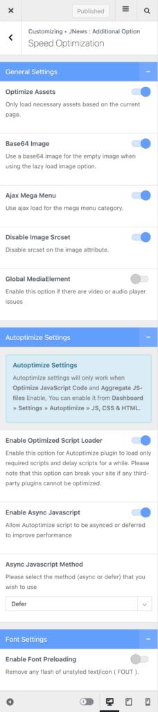 Optimizing Total Blocking Time